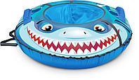 Тюбинг Ника с круговым дизайном ТБ3К-70/А2 с акулой