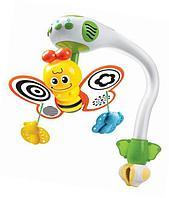 Музыкальный мобиль с проектором Happy Baby Magic Butterflies