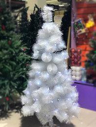 Белая ёлочка - 150 см