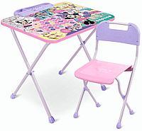 Детский стол и стул Disney Мини Маус Д1МН, фото 1