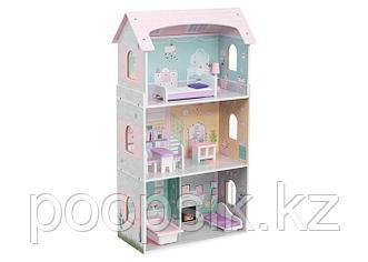 Кукольный дом с мебелью Edufun EF4121