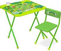 Набор детской мебели Ника КНД2/2 с футболом