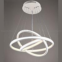 Светодиодная люстра в современном стиле 3 Кольца