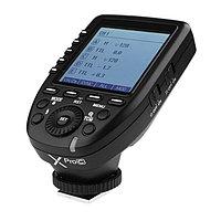 Радиосинхронизатор Godox Xpro-C TTL для Canon, фото 1