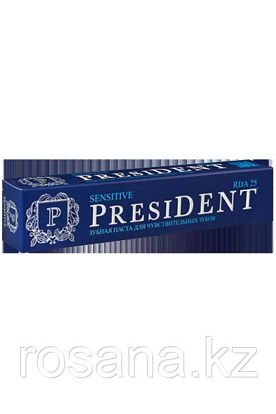 PresiDent Sensitive зубная паста 75мл