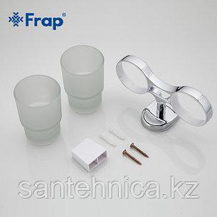 FRAP F1908 Двойной держатель для стекл. стаканов, фото 2
