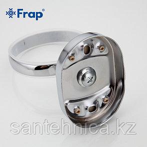 FRAP F1906 Стакан настенный для ванной стекло, фото 2