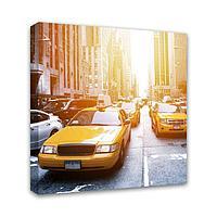 Картина Симфония 0104 Лондонское такси; 30*30 см