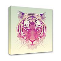 Картина Симфония 0105 Тигр; 30*30 см