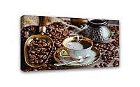 Картина Симфония 0079/1 Утренний кофе; 50*100 см