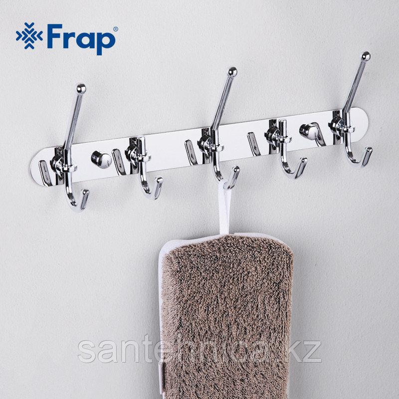 FRAP F201-5 Планка с 5-ю крючками