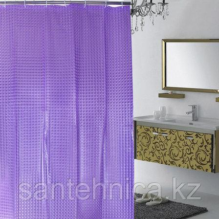 FRAP F8801 Шторка для ванны 180*180 полиэт. рисунок, фото 2