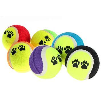 Игрушка для животных - мячик теннисный