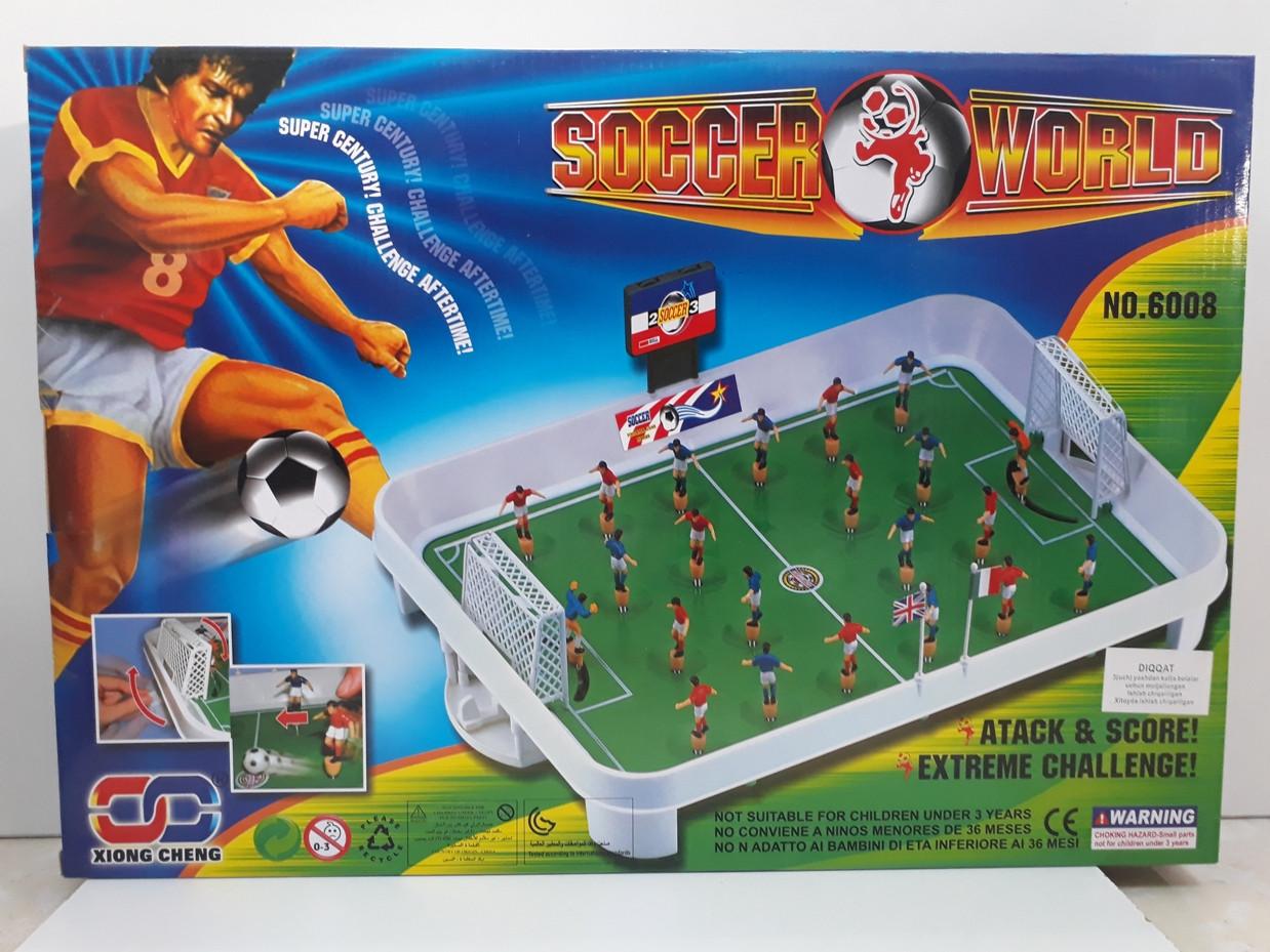 Новая настольная игра Футбол. Отличный подарок. Альтернатива планшетам