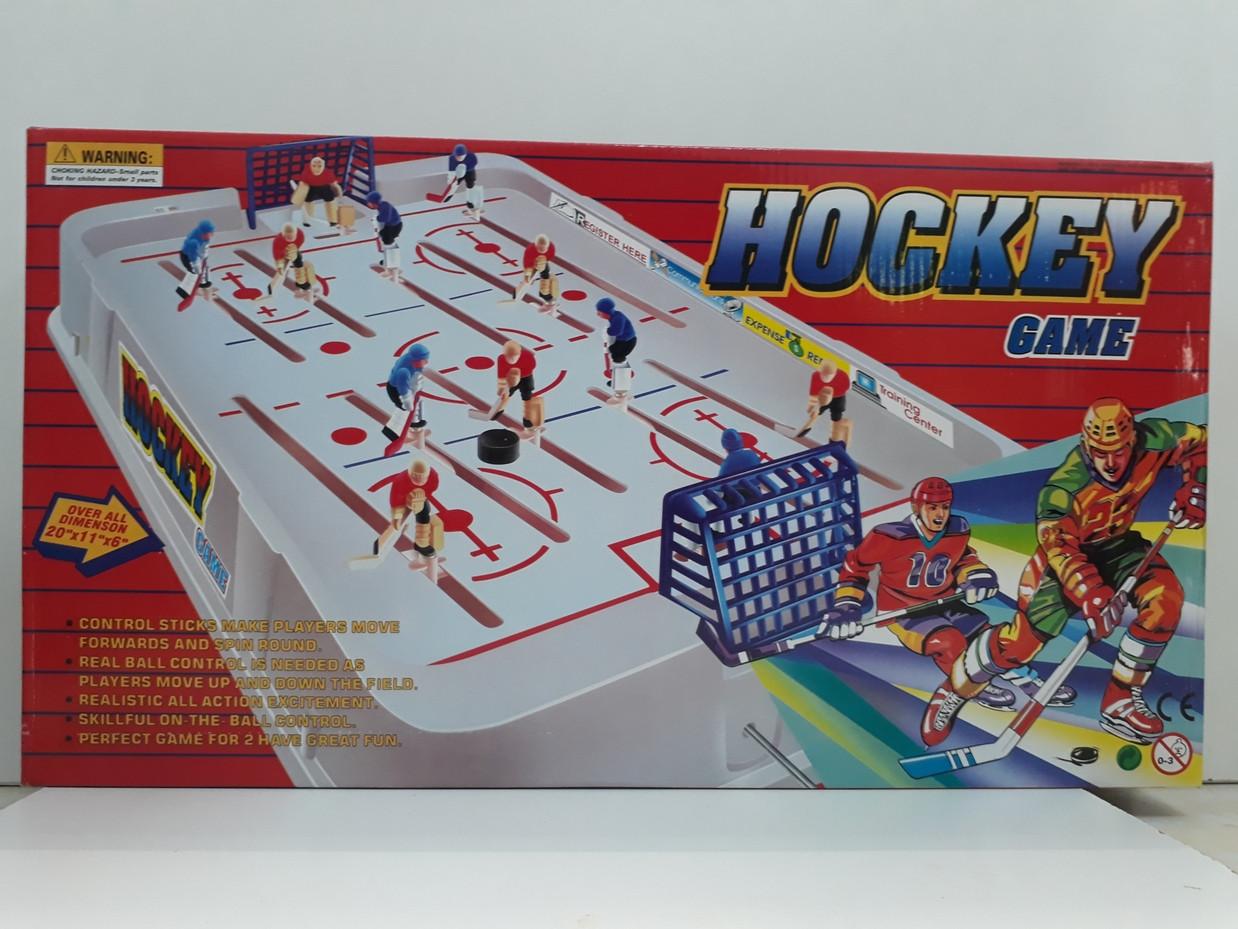 Настольная игра Хоккей. Отличный подарок. Альтернатива планшетам.
