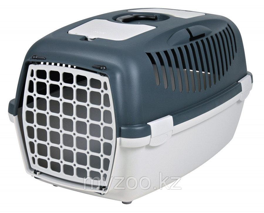 Транспортировочный бокс, для кошек и мелких пород собак, 37×34×55см.