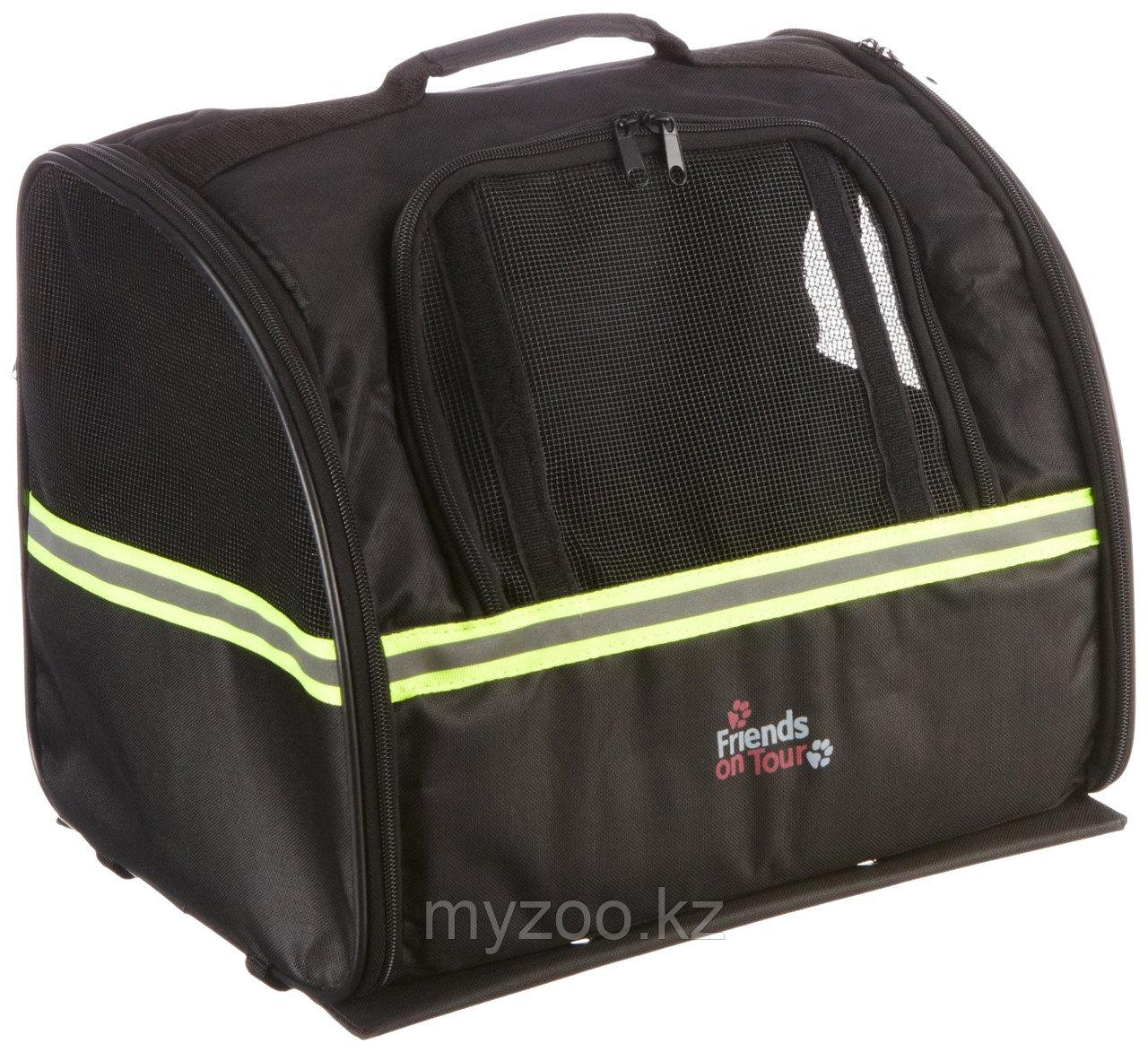 Сумка-переноска для собак,Для перевозки животных на багажнике велосипеда,35x28x29
