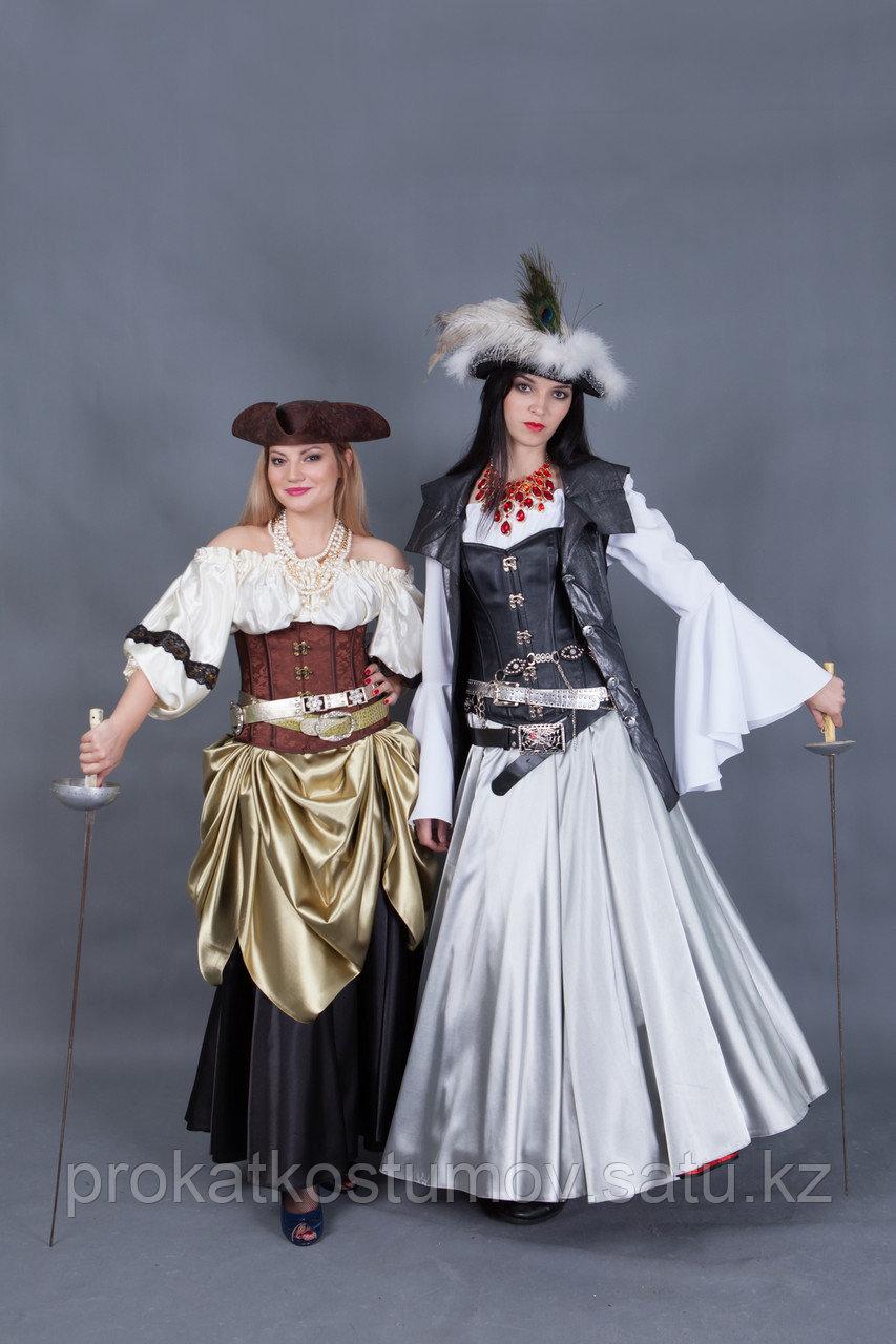 Костюмы пиратов в аренду