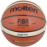 Мяч баскетбольный Molten GG7X  ОРИГИНАЛ, фото 1
