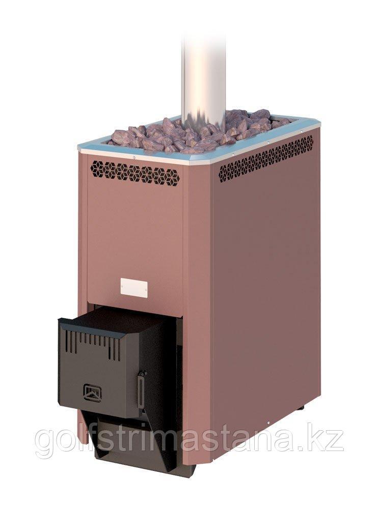 Печь угольная для бани и сауны Кузбасс-20 ТК