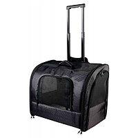 Транспортировочная сумка для кошек и мелких пород собак,45×41×31 см
