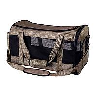 Транспортировочная сумка для кошек и мелких пород собак,27 × 30 × 50 см