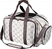 Транспортировочная сумка для кошек и мелких пород собак, 33 × 32 × 54 см