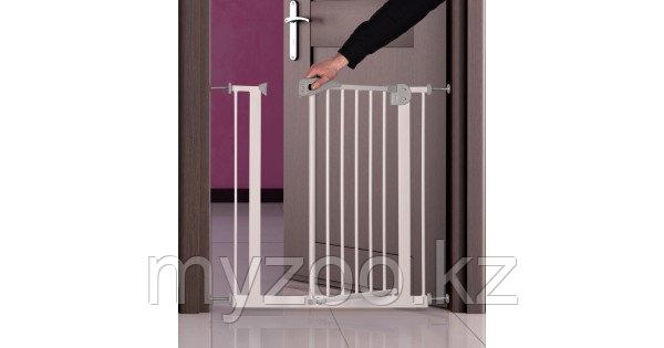 Перегородка - дверь, металл, для изоляции комнат и лестниц, размер 75-85×76см.