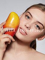 Искусственный фрукт Манго муляж декоративные фрукты (красно-желтый)