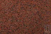 Гранит красный Ясин красный полированный, плитка