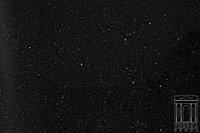 Гранит черный Black Galaxy, полированный, плитка