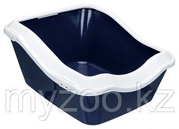 Туалет для кошки, высокий бортик ,45 × 21 (29) × 54cм
