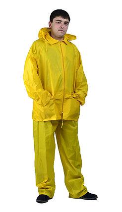 Желтый нейлоновый костюм для рыбалки в Алматы, фото 2
