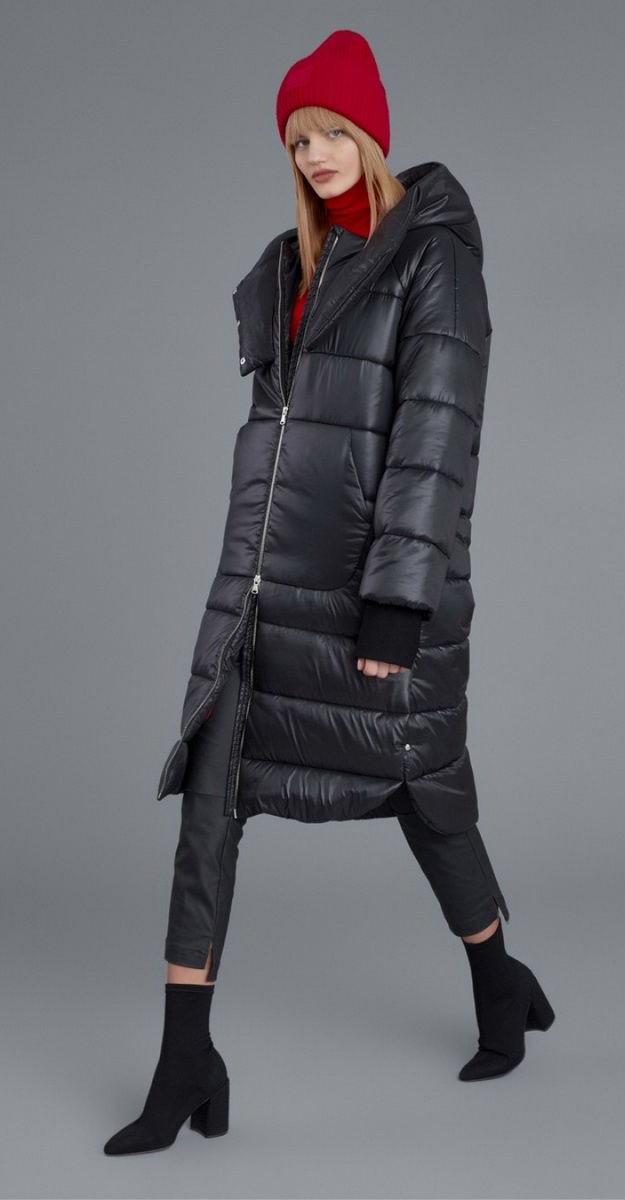 Пальто Favorini-41736, черный, 42