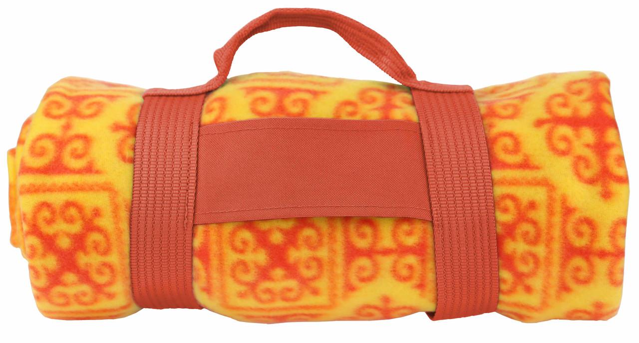 Одеяло (флисовое одеяло для укрывания)(1800*1350мм,красный)