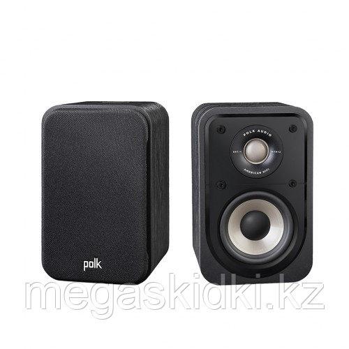 Полочная акустика Polk Audio SIGNATURE S10E черный