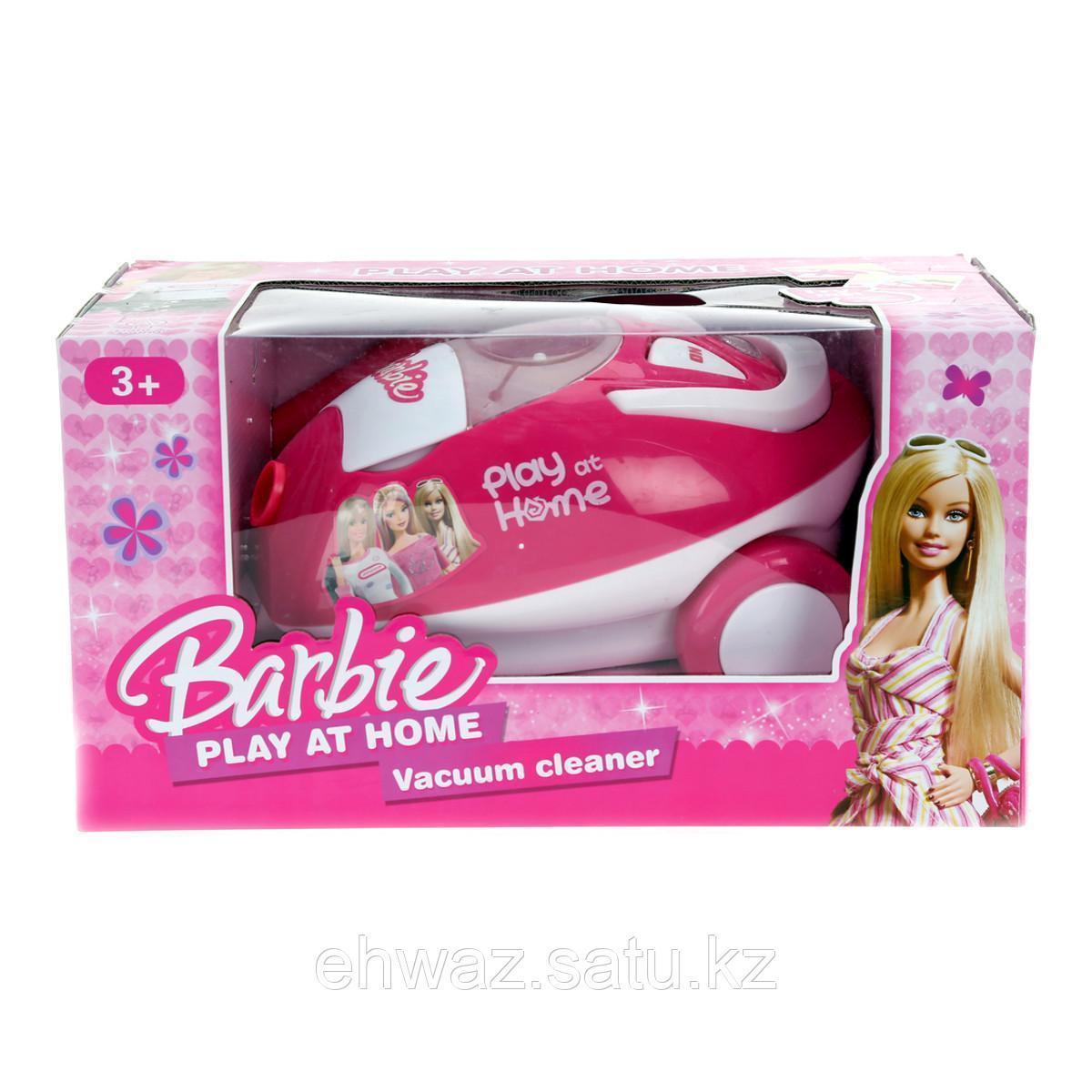 Детский пылесос Барби