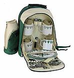 Пикник-рюкзак(на 4 персоны), фото 4