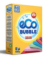"""Стиральный порошок """"Eco Bubble"""" COLOR"""