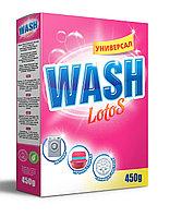 Cтиральный порошок Wash Lotos Universal, 450