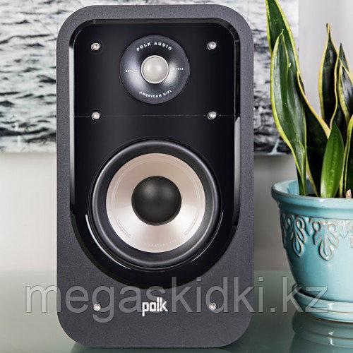 Полочная акустика Polk Audio SIGNATURE S20E черный