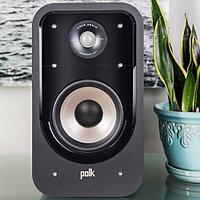 Полочная акустика Polk Audio SIGNATURE S20E черный, фото 1