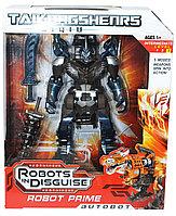 9826 Трансформер с оружием Robots in Disguise 27*22см, фото 1
