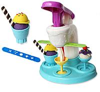 3905 Пластилин делаем мороженое с станком 34*29см1