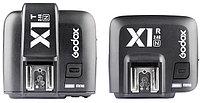 Радиосинхронизатор Godox X1-N TTL для Nikon, фото 1