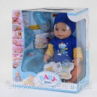 Кукла-пупс Baby Love