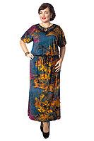 Яркое летнее женское платье. Россия. Wisell. 52, 54, 56 р.
