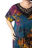 Яркое летнее женское платье. Россия. Wisell. 52, 54, 56 р., фото 2