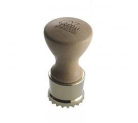 Равиольница штамп - форма для равиоли ravioli stamp round Ø38mm beech wood