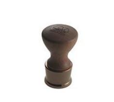 Равиольница штамп - форма для равиоли ravioli stamp smooth round Ø38mm mahogany wood